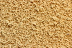 Rough cement plaster wall as texture Stock Images