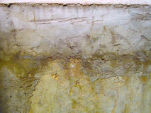 Rough cement wall. Old spotted cement wall texture Stock Photo