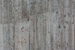 Rough Cement Wood Texture Construction Architecture Wall. Background Stock Image