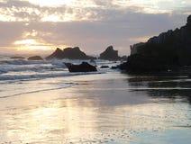 Rough Coast Royalty Free Stock Image