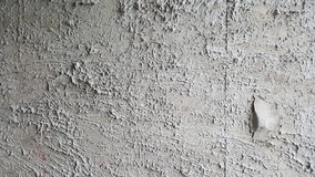 Rough concrete wall at construction site. Stock Images