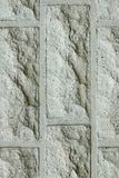 Rough concrete wall Royalty Free Stock Image