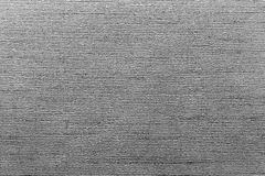 Rough corrugated leather texture of gray color Stock Images