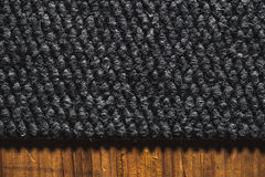 Rough dark carpet texture, macro stock images