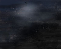 Rough Dark Texture Background. Made in graphic software Royalty Free Stock Photography