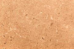 Rough dense cardboard texture Stock Photos