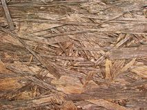 Rough dense chipboard Stock Image