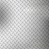 Rough Diamond Plate Texture Royalty Free Stock Photography