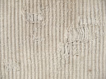 The rough dirty knit fabric texture. Royalty Free Stock Photography
