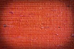 Rough Fabric Abstract Frame Royalty Free Stock Photography