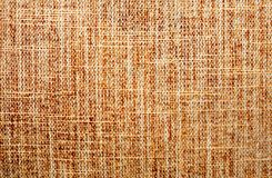 Rough fabric canvas texture, pattern, background Stock Images