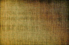 Rough flax fabric texture Royalty Free Stock Image
