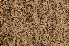Rough granite surface Stock Images