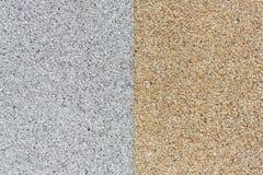 Rough gravel floor Stock Photos