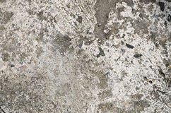 Rough gray concrete floor texture. Grunge stain background Royalty Free Stock Photography