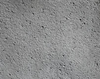 Rough gray concrete wall, background texture Stock Image