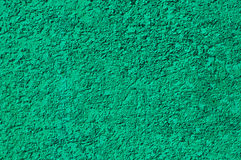 Rough green colored metal background Royalty Free Stock Photo