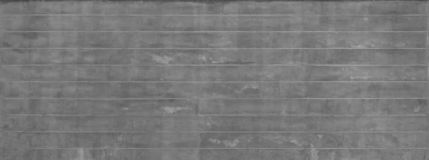 Rough grey concrete cement striped wall or flooring pattern surface texture. Close-up of exterior material for design decoration. Background royalty free stock image