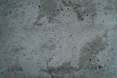 Rough grey grungy concrete background Stock Photography