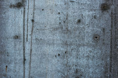 Rough grunge concerete wall texture. Rough grunge concrete wall texture, gray cement surface as background Royalty Free Stock Photos