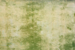 Rough light green dirty metal sheet, texture Royalty Free Stock Image
