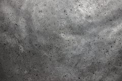 Rough metal texture, gray steel or cast iron surface. Powerful steel background with rough metal texture stock photography