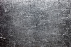 Rough metal texture, gray steel or cast iron surface Stock Photos
