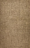 Rough  natural linen texture Stock Photo