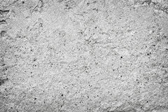 Rough old concrete wall - architectural background Royalty Free Stock Photos