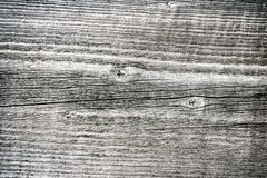Rough old gray wood texture. For background Stock Image