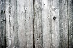 Rough old gray wood texture. For background Stock Photography
