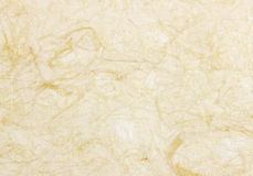 Rough paper texture - old brown paper background Stock Photo