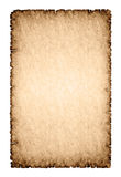 Rough parchment paper background Royalty Free Stock Photo