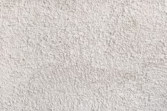Rough plaster concrete texture background wall. Stock Images