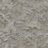 Rough plastered wall seamless texture Stock Images