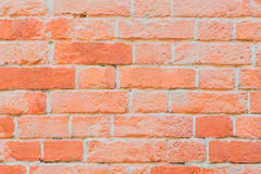 Rough red brick wall. Texture of brickwork for modern background, wallpaper or banner design. Rough red brick wall. Texture of brickwork for modern background Stock Photos