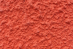 Rough red wall Royalty Free Stock Photos