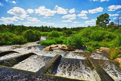 Rough River Royalty Free Stock Images