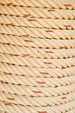 Rough rope background Stock Photo