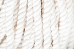 Rough rope background Stock Photos