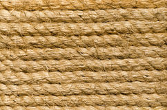 Rough rope background Royalty Free Stock Photo