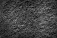 Rough sand background black and white. Royalty Free Stock Photo