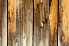 Rough Sawn Knotty Wood Background Stock Photography
