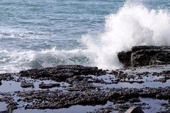 Rough Sea Stock Photography