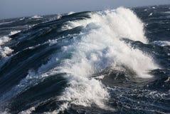 Rough Sea - Arctic Ocean. Force Nine gale at sea in the North Atlantic Ocean Stock Photography