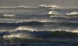 Rough seas Stock Image