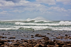Rough seas Royalty Free Stock Photography
