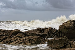 Rough seas Royalty Free Stock Photo