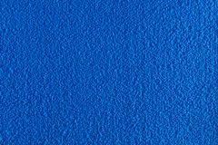 Blue rubber canvas Royalty Free Stock Image