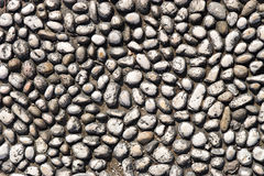 Rough stone pavement Stock Photography